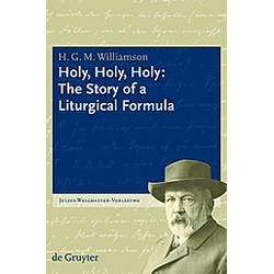 Holy  Holy  Holy. H. G. M. Williamson  - Buch