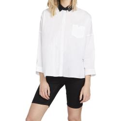 Volcom - Ivol 2 Shirt W White - T-Shirts - Größe: XS