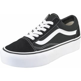 VANS Old Skool Platform black/ white, 38.5