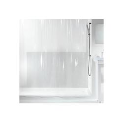 spirella Duschvorhang Transparent Breite 180 cm, Höhe 200 cm
