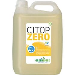 GREENSPEED by ecover Geschirrspülmittel Citop Zero 5 L