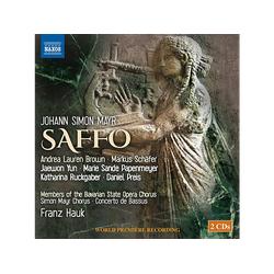 Brown/Schäfer/Hauk - Saffo (CD)