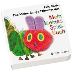 Raupe Nimmersatt Mein kleines Spielbuch 5761 1St.
