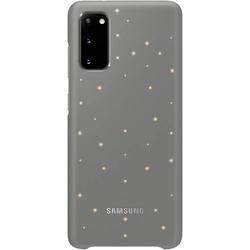 Samsung LED Cover Cover Galaxy S20 Grau
