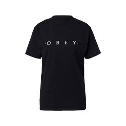 OBEY T-Shirt NOVEL (1-tlg) L