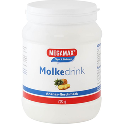 MOLKE DRINK Megamax Ananas Pulver 700 g