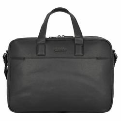Calvin Klein Aktentasche 38 cm Laptopfach ck black
