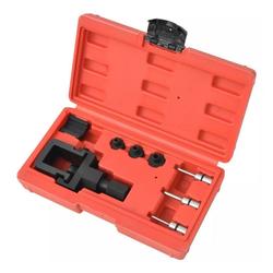 vidaXL Werkzeug vidaXL 8-tlg, Motorradketten Trenn- und Nietwerkzeug Set