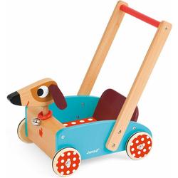 Janod Lauflernwagen Hund