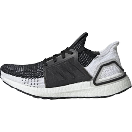 adidas Ultraboost 19 black-white/ white, 42.5