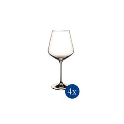 Villeroy & Boch Rotweinglas La Divina Rotweinglas 4er Set (4-tlg)