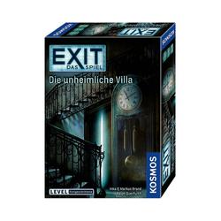 Kosmos Spiel, EXIT - Das Spiel - Die unheimliche Villa - Level