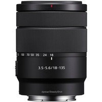 Sony E 18-135mm F3,5-5,6 OSS (SEL18135)