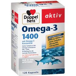 Doppelherz aktiv Omega-3 1400