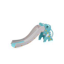 Baby Vivo Indoor-Rutsche Rutsche / Kinderrutsche - Rex in Türkis