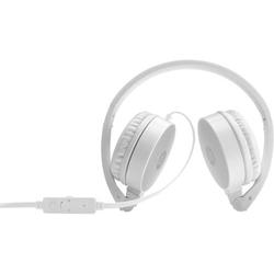 HP 2800 P HiFi On Ear Kopfhörer On Ear Weiß