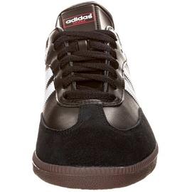 adidas Samba Leather black/footwear white/core black 40 2/3