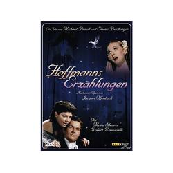 The Royal Opera House: Les Contes D ́Hoffmann - (DVD)