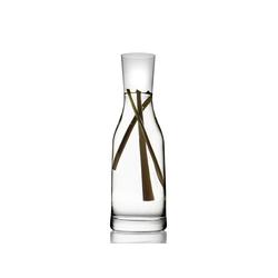 Bitz Trinkgläser clear Karaffe Glas 1,20 L Trinkgläser clear 911937