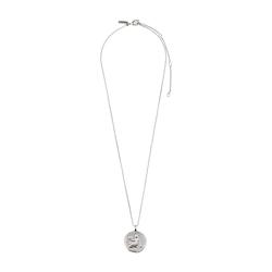 Pilgrim Damen Halskette 'Virgo Zodiac Sign' silber, Größe One Size, 4862064