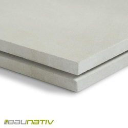 AQUAPANEL Cement Board Floor MF 60 x 90 cm, 33 mm dick - 1 Platte