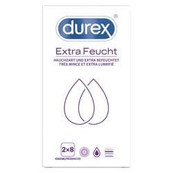DUREX Extra Feucht 16 Kondome