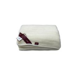 Wolldecke, Hollert, Kaschmir Prestige Kuscheldecke Tagesdecke 160 cm x 200 cm