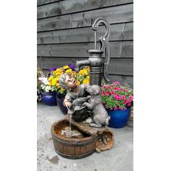 AcquaArte Gartenbrunnen Regina, 38 cm Breite