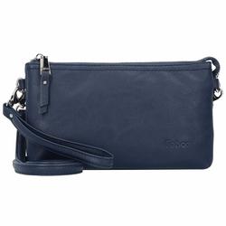 Gabor Emmy Clutch Tasche 21 cm blue