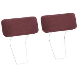 DELAVITA Kopfstütze Casella, passend zu Casella und Casella Duraflex rot