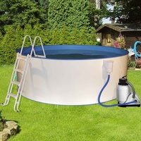 myPOOL Safety Set 350 x 90 cm inkl. Sandfilter