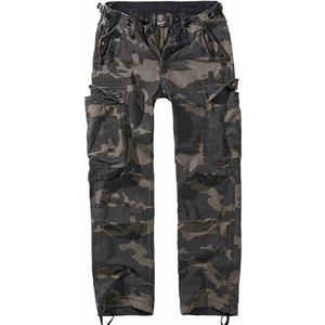 Brandit M65 Ladies Vintage Trouser Cargo Hose darkcamo, Größe 36W