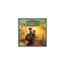 Asmodee Spiel, 7 Wonders Duell (Kartenspiel)