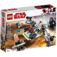 Lego Star Wars Jedi und Clone Troopers Battle Pack (75206)