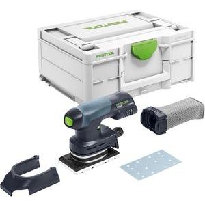 Festool Schwingschleifer Rutscher RTSC 400-Basic, 18V, 80x130mm, mit Koffer