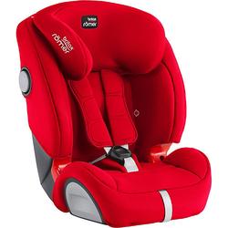 Auto-Kindersitz Evolva 1-2-3 SL SICT, Fire Red rot Gr. 9-36 kg