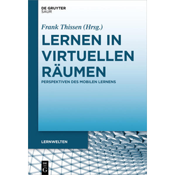 Lernen in virtuellen Räumen als Buch von