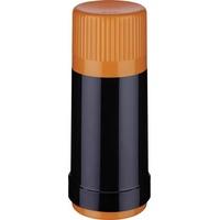 Rotpunkt Max 40, electric clementine Thermoflasche Schwarz, Orange 250ml 401-16-13-0