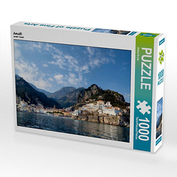 Amalfi Lege-Größe 64 x 48 cm Foto-Puzzle Bild von Joana Kruse Puzzle