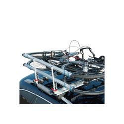 FISCHER Fahrräder Dachfahrradträger Dachlift, für max. 2 Räder