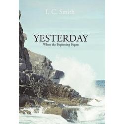 Yesterday als Buch von I. C. Smith