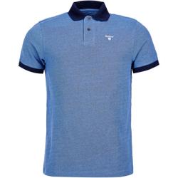 Barbour - Sports Polo Mix Navy - Poloshirts - Größe: S