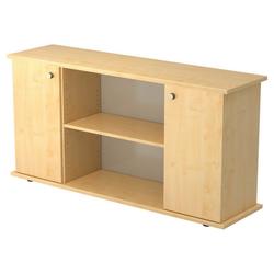 KAPA SB | Sideboard | mit Türen - Ahorn mit Knauf Sideboard