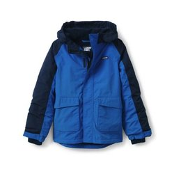 Wasserdichte Jacke SQUALL - 122/128 - Blau
