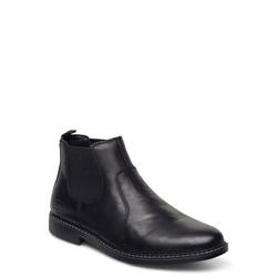 Skechers Mens Bergman - Morago Shoes Chelsea Boots Schwarz SKECHERS Schwarz 43,42,47.5,45,41,46