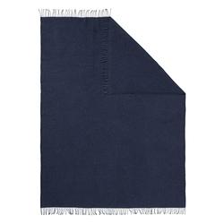 Sheego XL-Kuscheldecke Sheego nachtblau