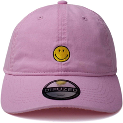 Smiley Baseball Cap Smiley - Original Smiley Pink Dad Cap Neu Top
