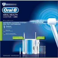 Oral B Pro 700 + WaterJet Munddusche