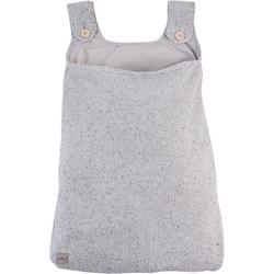 Jollein Aufbewahrungsbox Aufbewahrungstasche Confetti knit grau