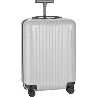 Rimowa Essential Lite 4-Rollen Cabin 55 cm /37 l weiß glänzend